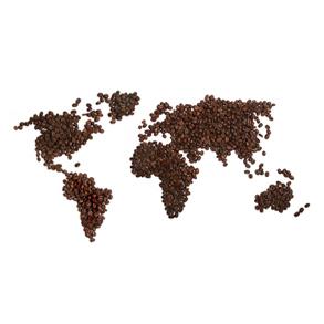 Caffè macinato originario d'America