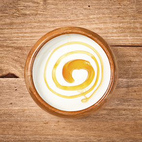 Miele con Yogurt