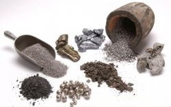 Fornitori: Metalli e Minerali