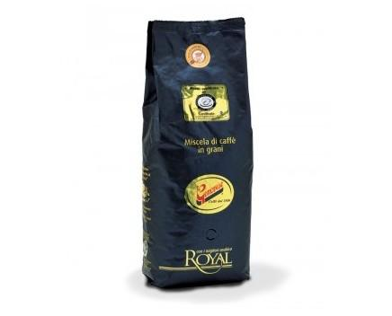 Caffè in Grani.Miscela in grani Royal