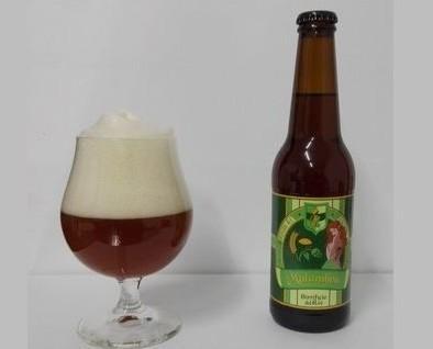 Malambra. Birra artigianale chiara in stile Blond Ale
