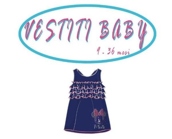 Abbigliamento Baby. Capi estivi e colorati
