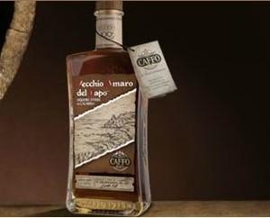 Vecchio Amaro del Capo. Un simbolo della distilleria Caffo