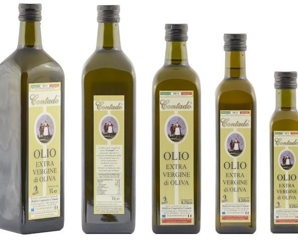 olio extra Convenz.. Olio extravergine di oliva convenzionale