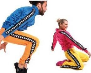 Abbigliamento Sportivo.Per persone dinamiche.