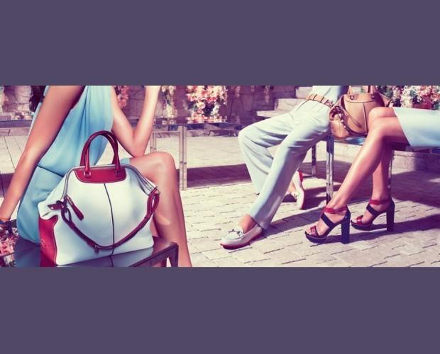 Calzature estive. Sia per uomo che per donna