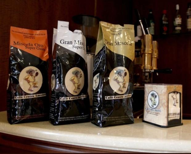 Caffè in Grani. Confezioni professionali per bar e caffetterie