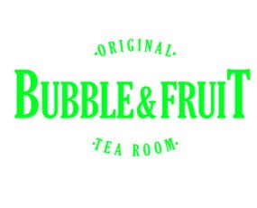 Logo Bubble&Fruit.