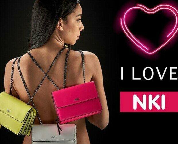Borse donna NKI. Borse donna NKI nuova collezione