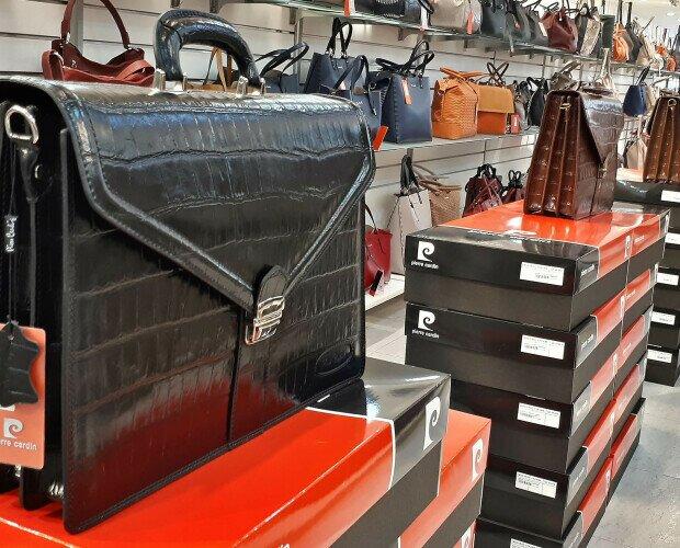 Borse Pierre Cardin. borse in pelle made in Italy da lavoro Pierre Cardin