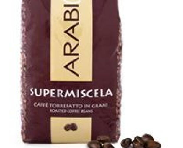 Supermiscela bar . Super miscela Arabicaffè per Bar
