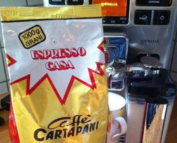 . Miscela in grani Espresso Casa