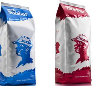. Miscele in grani Caffè Malabar