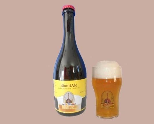 Italian Blond Ale. Fruttato e citrica, sentori di lime.