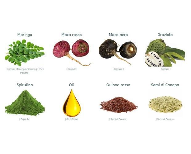 Integratori Alimentari.Prodotti di qualità e certificati