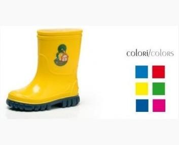 Stivali Impermeabili Infantili. Disponibili in diversi colori