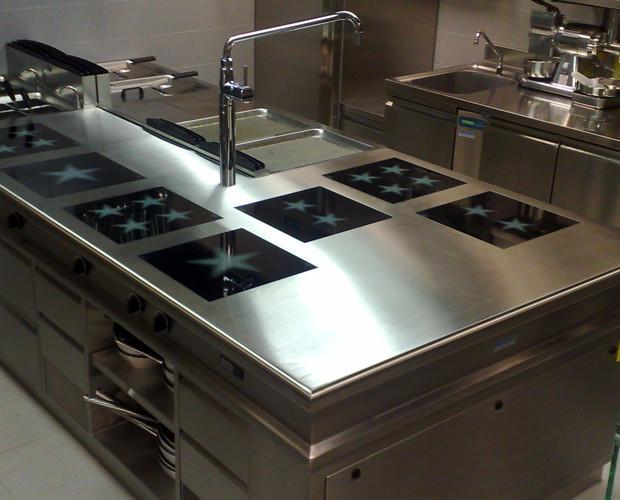 Cucine Professionali. Funzionali ed affidabili