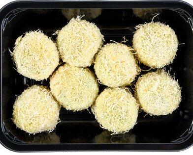 Crocchetta patate e broccoli. Linea aperitivi. Crocchetta di patate e broccoli pronti in 15 minuti in forno