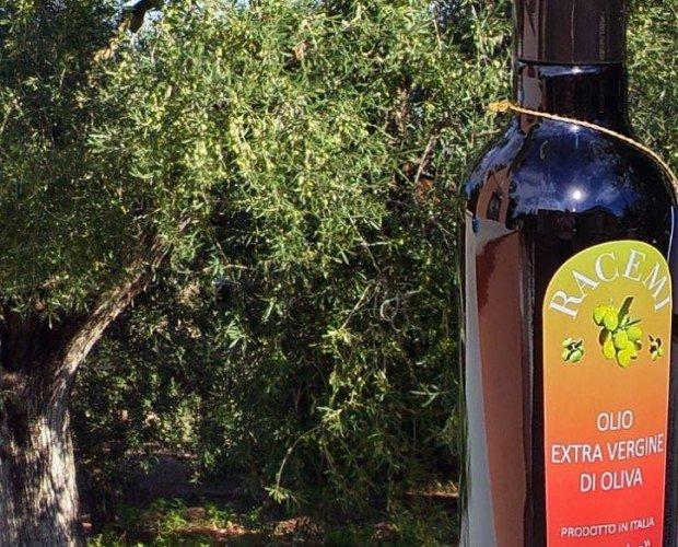 Il nostro olio. Olio extra vergine di oliva monocultivar coratina