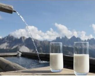 Il nostro latte. Sinonimo di alta qualità