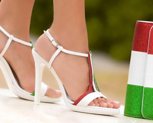 Calzature da cerimonia. Prodotte in Italia.