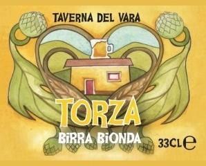 Torza. Birra chiara in stile Blond Ale