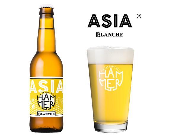 Birra Artigianale. Asia in Blanche belghe da provare