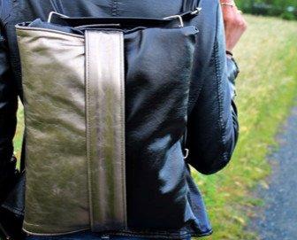 Violet bag. Violet bag Zaino