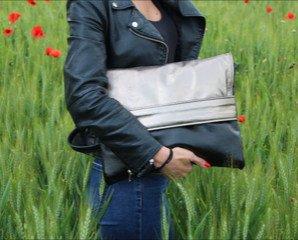 Violet bag. Violet Bag pochette