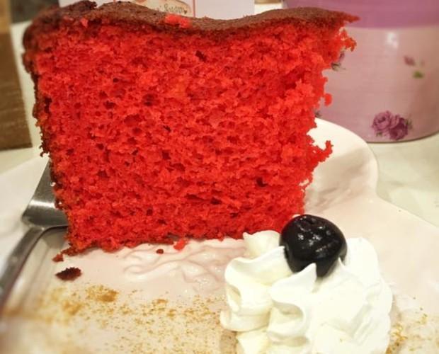Torte.Torta rape rosse e zenzero senza lattosio, soffice come una nuvola.