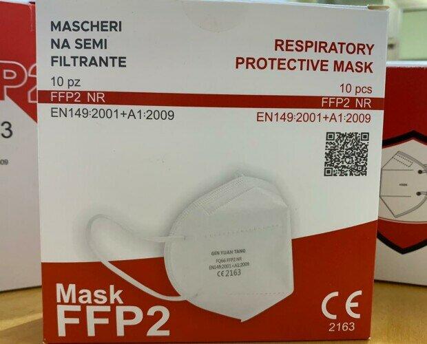 Mascherine FFP2. Mascherine FFP2 certificate CE in pronta consegna!