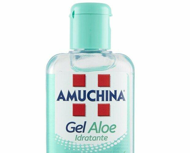 Amuchina gel mani. AMUCHINA GEL ALOE IDRATANTE DISINFETTANTE MANI 80 ML