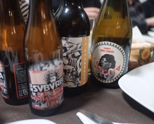 Birre artigianali. Produzione tradizionale