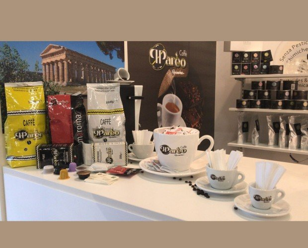 Linea Caffè Pareo.