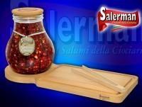 La salsiccia Ciociara