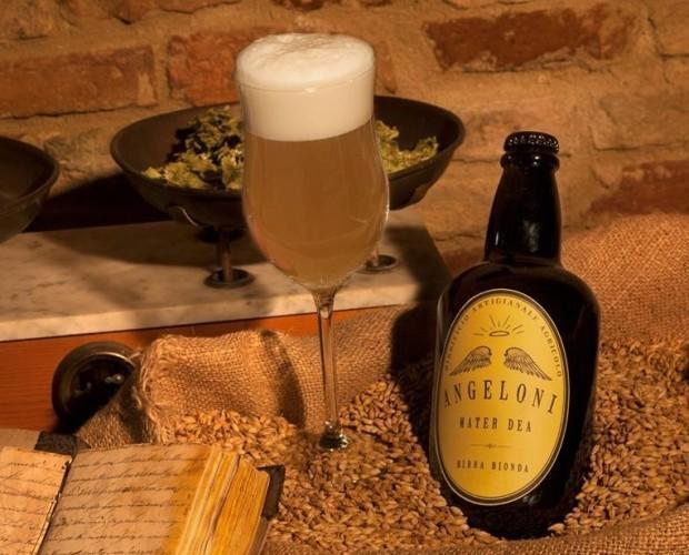 Mater Dea. Birra Artigianale in stile Blond Ale
