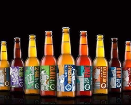 Birra artigianale. Solo alcune delle nostre referenze.