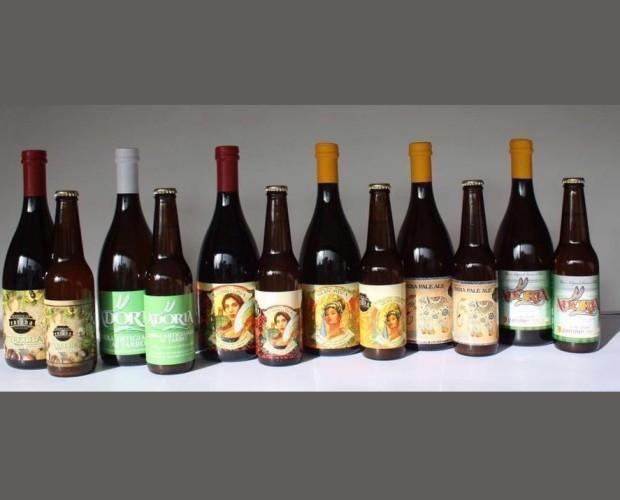 Birra artigianale . Prodotta con passione ed ingredienti di qualità