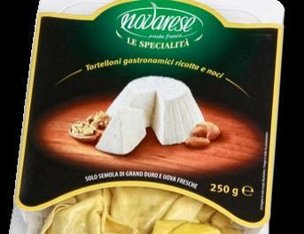 Le Specialità. Confezioni da 250 g