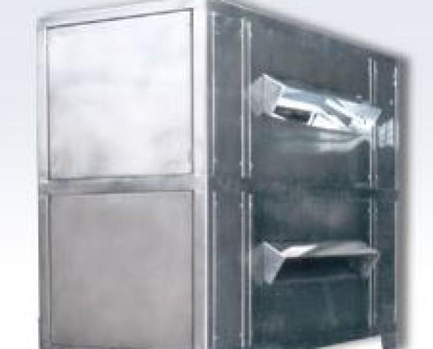 Gamma FT P Modulare. Produzione 5200 a 8300 kg /24 h