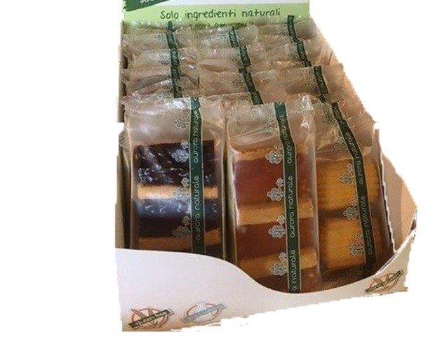 ESPO-TRIGUSTO-NO-LATTOSIO_risultato. Crostatine senza glutine da 27 pezzi