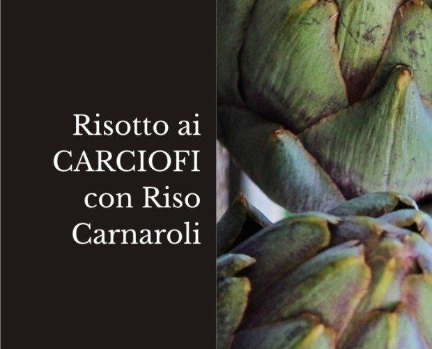 Risotto ai Carciofi.