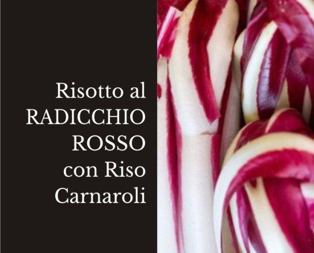 Risotto al Radicchio Rosso.