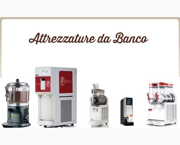 Macchine da banco. Vasto assortimento di Attrezzature Ho.Re.Ca.