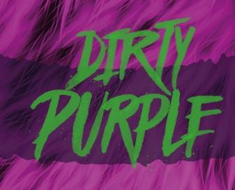 Dirty Purple. Birra artigianale in stile Italian Grape Ale