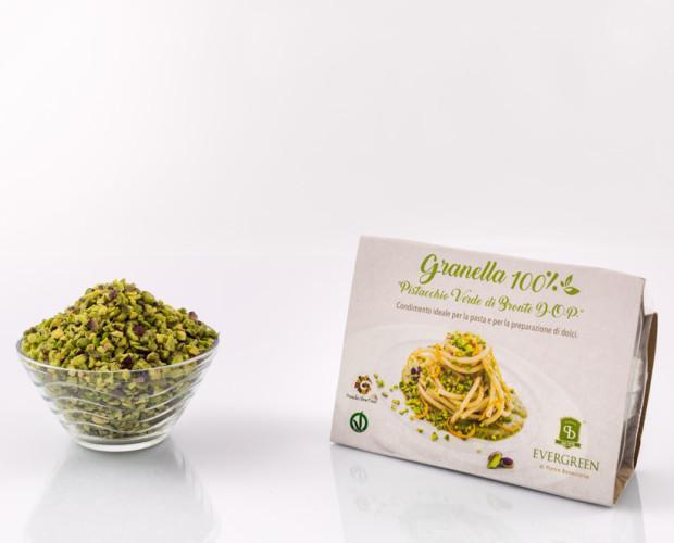 1-9. Granella 100% Pistacchio Verde di Bronte D.O.P.
