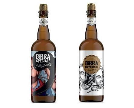 Le nostre birre artigianali. Birra Speciale e Birra Doppio Malto.