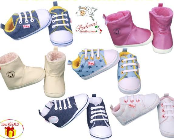 Accessoti Baby. Scarpine Neonato/a - Idea Regalo