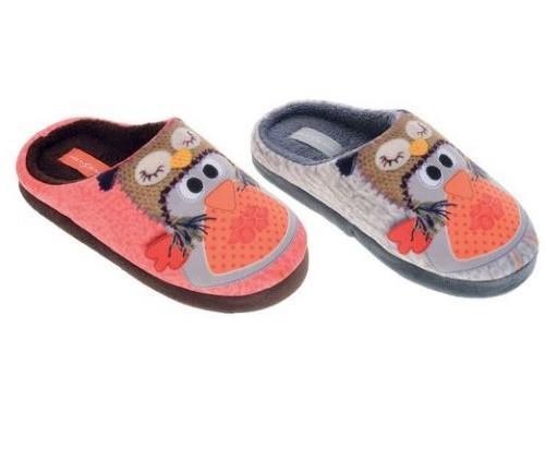 Pantofole e Ciabatte.Calzature da casa della linea Kids