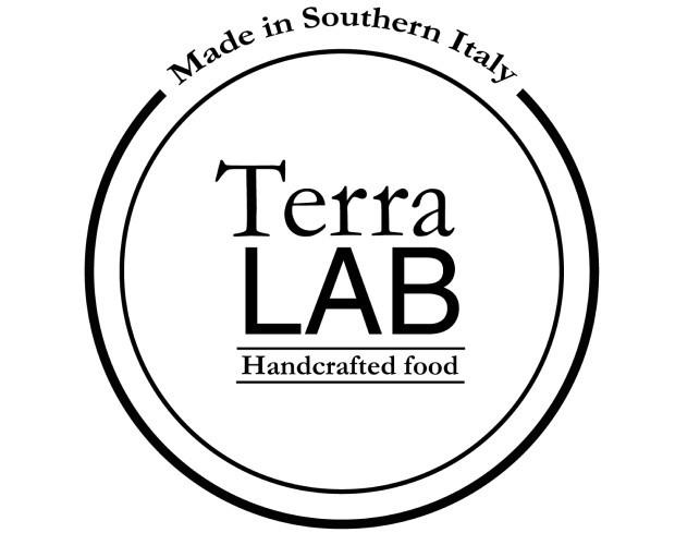 Logo Terralab. Handcrafted Food